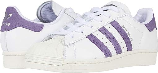 White/Tech Purple/Off-White