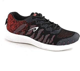 Aqualite Men MESH Black Red Sports Shoes