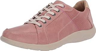 Cobb Hill Women's Amaile Lace Sneaker, Light Rose
