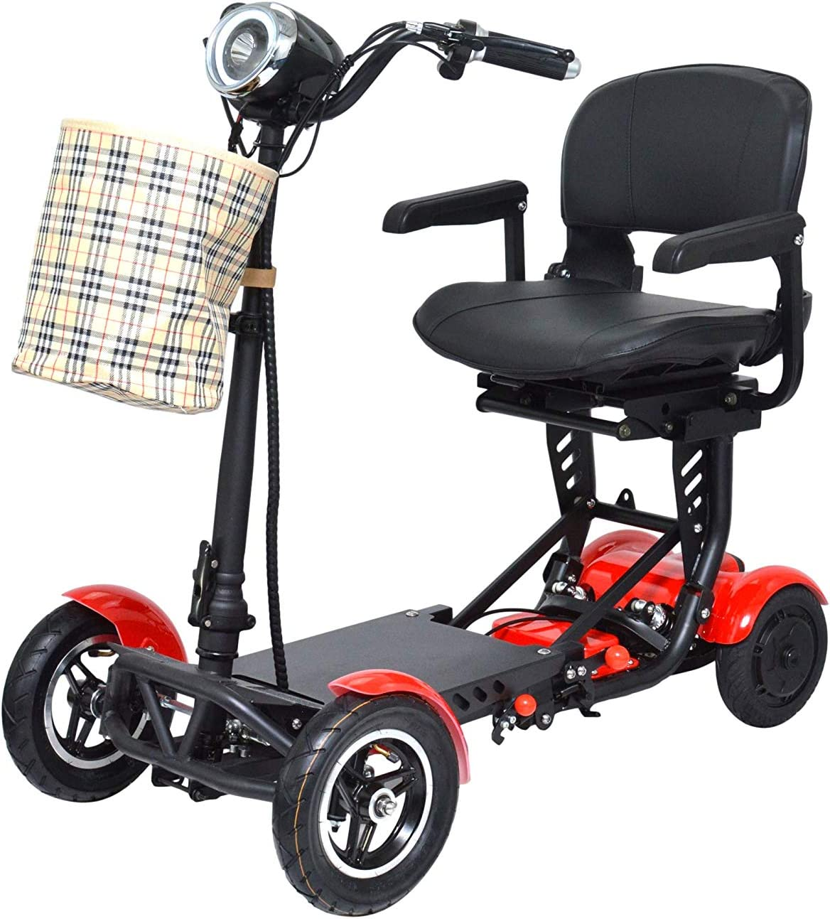 Free shipping New Dragon Mobile EX Foldable Mobility and Adults for Senior Quality inspection Scooter