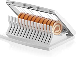 Tescoma universal roll slicer | dumpling cutter | soft food cutter