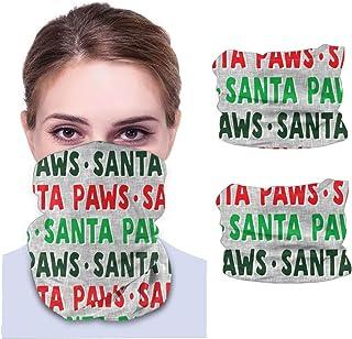 Jultomten tassar - julhund - multi text bandanas mode variation huvudscarf utomhus festivaler sport för män och kvinnor