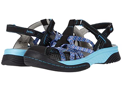 Jambu Eclipse (Black/Sky Blue) Women