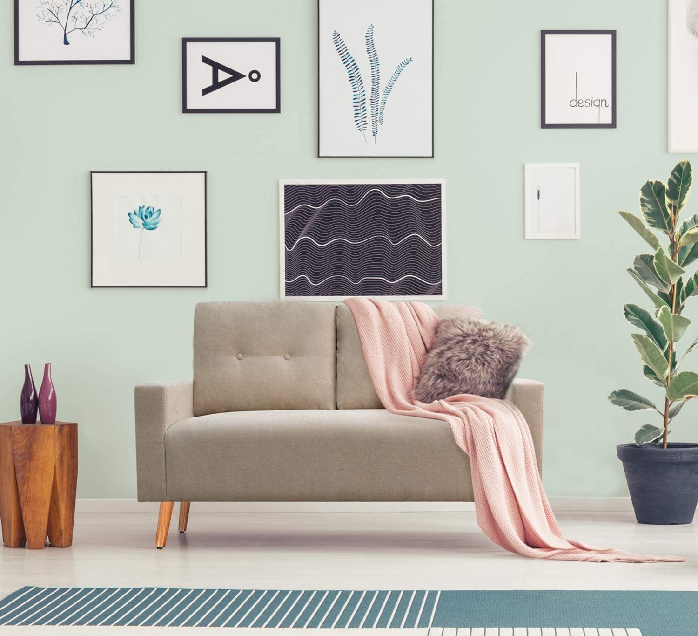Pawnova Max store 64% OFF Upholstered Mid Century Loveseat for Room Sofa M Living