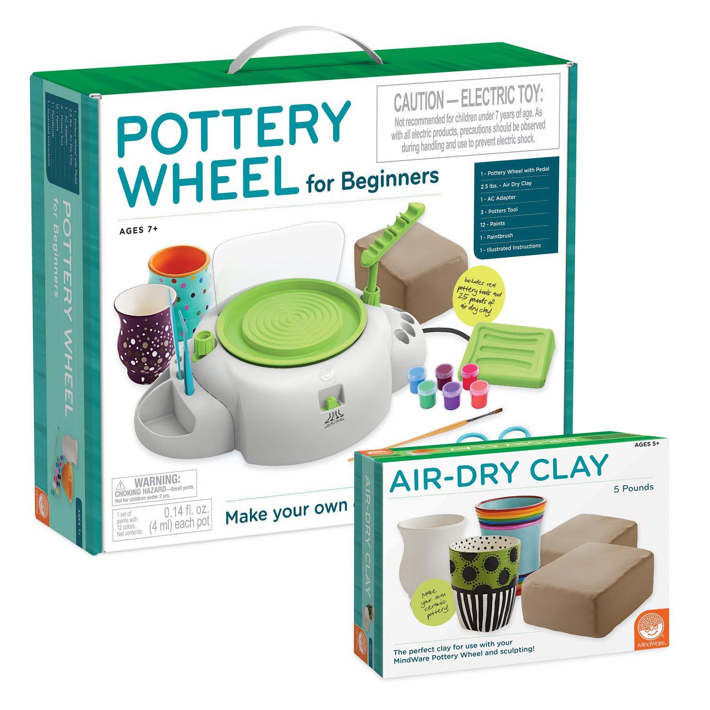 MindWare Pottery Wheel Beginners Refill