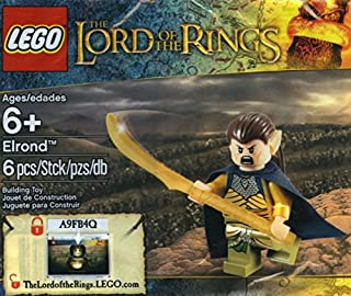 LEGO Lord of the Rings Elrond Exclusive Minifigure (5000202)