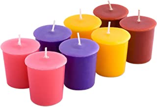 Best colored votive candles Reviews