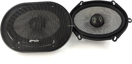 American Bass SQ5.7 - 6x8/5x7 2-Way Car Speakers Pair photo