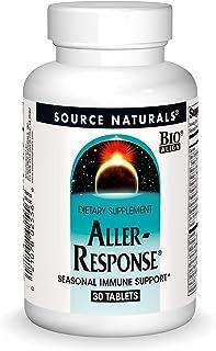 Source Naturals Aller-Response - Seasonal Immune Support - 30 Tablets