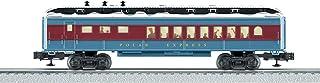 Lionel The Polar Express, Electric O Gauge Model Train Cars, Diner