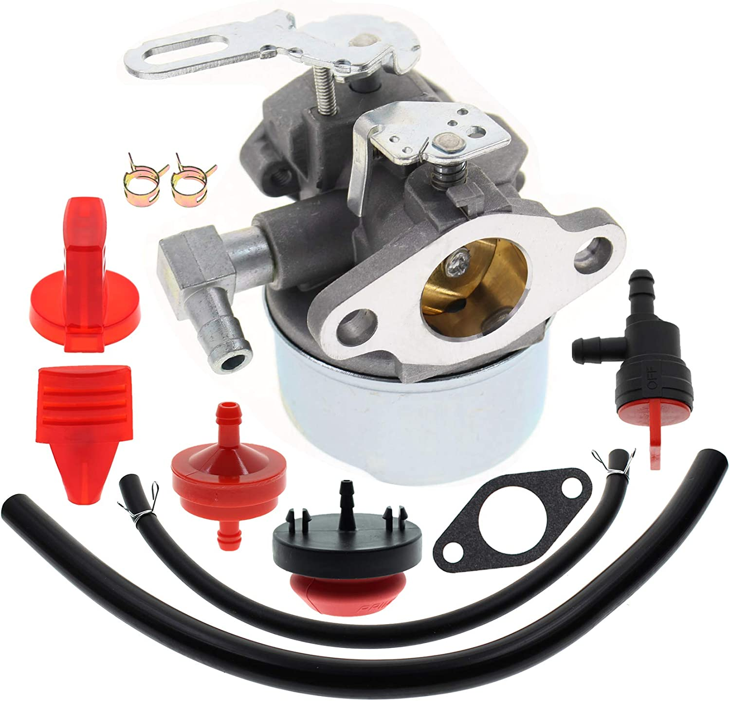 AUTOKAY 1 year warranty 640084B Carburetor Carb with Max 60% OFF Mounting Gasket Fuel Line P