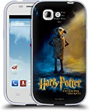 Official Harry Potter Dobby Poster Chamber of Secrets III Soft Gel Case Compatible for ZTE Blade C2 Plus