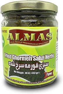 Fried Ghormeh Sabzi Herbs
