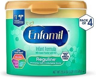Enfamil Reguline 美贊臣嬰兒奶粉 578g(20.4盎司)4罐