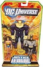 Exclusive JLU Three-Pack - Wonder Woman, Mongul, Batman