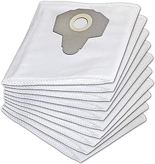 bolsa de tela azul 5/x filtro de tela seco y filtro Parkside pnts 1300/C3/Lidl Ian 270424/auswaschbarer filtro de motor para h/úmedo aspirador//Caldera en seco