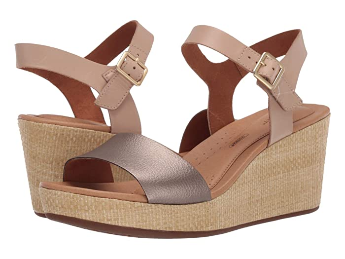 Rockport  Lyla 2 Piece (Taupe) Womens Sandals