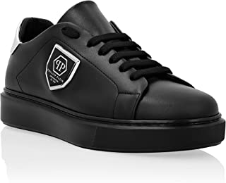 PHILIPP PLEIN Damen Lo-Top Sneakers Schwarz 36