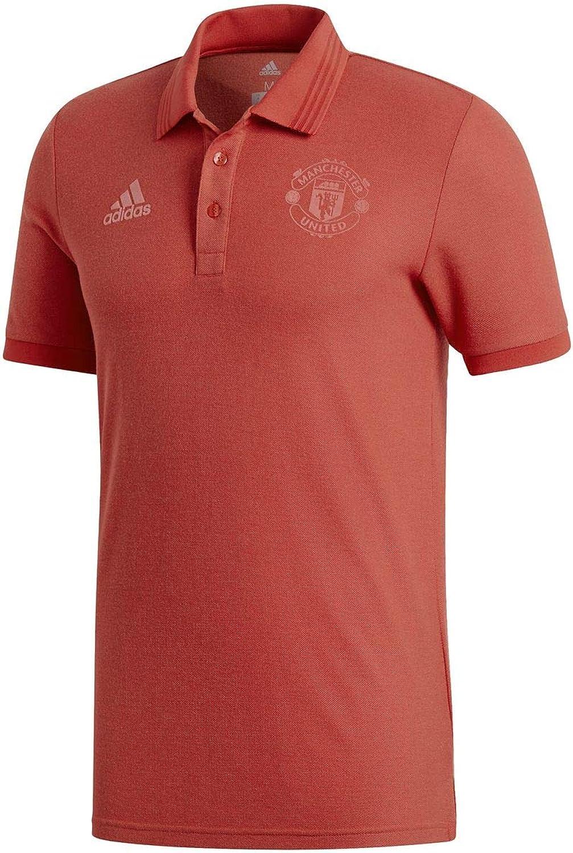 Adidas Herren MUFC SSP Polo Polohemd Manchester United Fc Fc Fc B077HXFXHS  Guter weltweiter Ruf bedab8