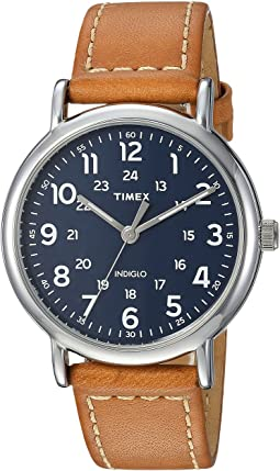 Timex - Weekender 40 Leather Strap