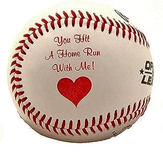 JustPaperRoses Fathers Day Romantic Balls Baseball Football Soccer Basketball Golf Ball Gift