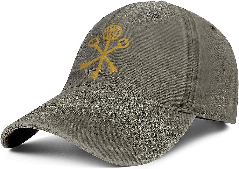 Unisex Cowboy Max 53% OFF Cap Pappy-Van-Winkle- Max 60% OFF Adjustable Vintage Tr Washed