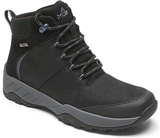 روك بورت XCS حذاء برقبة طويلة للنساء مقاوم للماء للمشي لمسافات طويلة