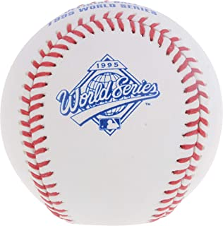 Sports Memorabilia 1995 MLB World Series Baseball - MLB Baseballs