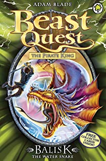 Beast Quest: 43: Balisk the Water Snake