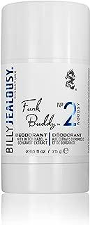Billy Jealousy Funk Buddy Deodorant with Aloe & Witch Hazel