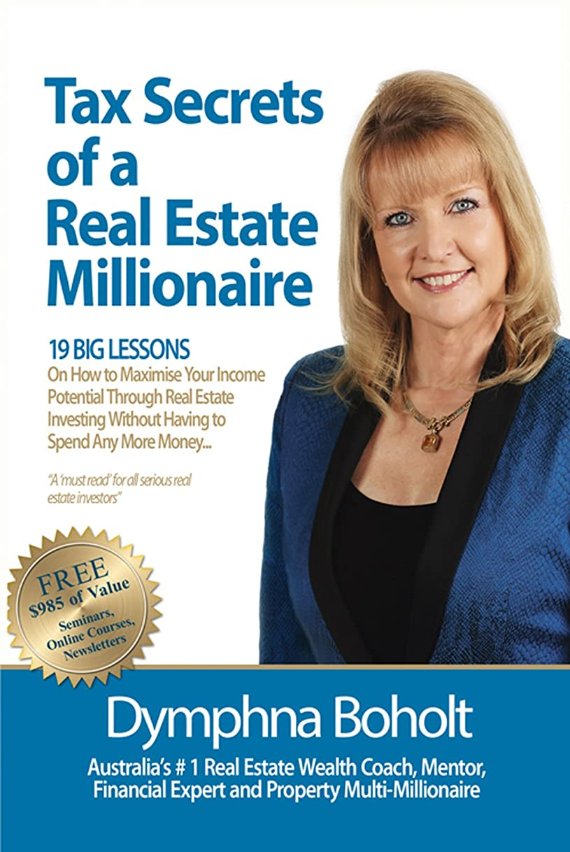 適格無ページTax Secrets of a Real Estate Millioniare (English Edition)
