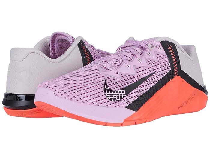 Nike Metcon 6 (Beyond Pink/Black/Flash