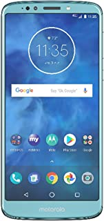 """E5 Moto Plus Azul (XT1924) 32GB,12MP + 8MP, 6"""" HD, H"""