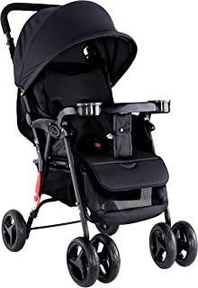 BABY PLUS Stylish Stroller Cum Pram