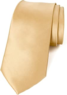 antique gold tie