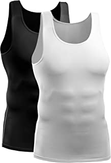 Cadmus Mens Dry Fit Undershirts Workout Tank top