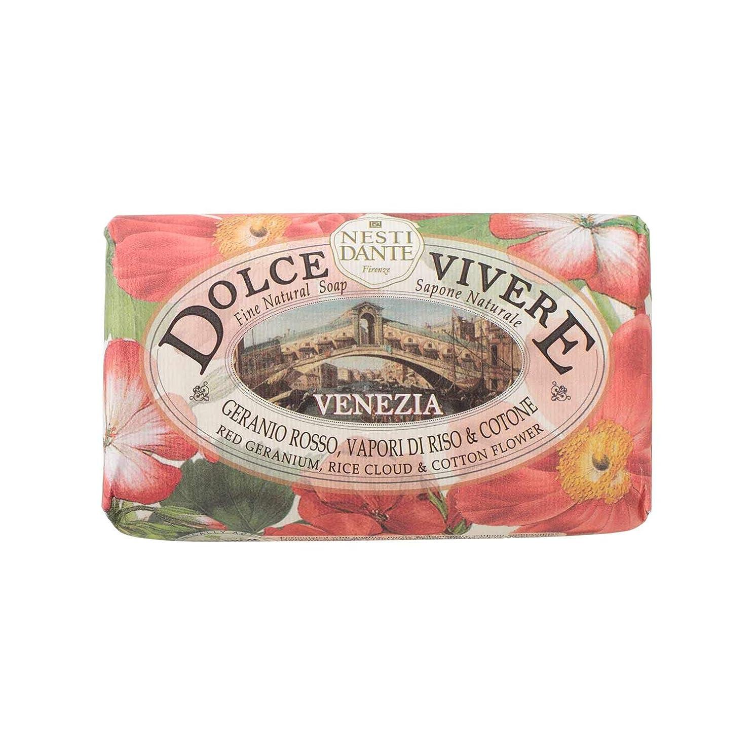 ジャニスクランプ保存Nesti Dante ネスティダンテ ドルチェヴィーベレソープ ヴェネツィア 250g