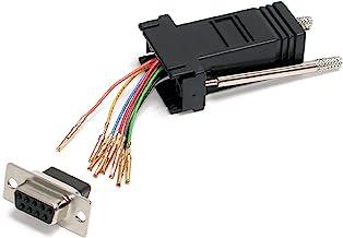 StarTech.com DB9 to RJ45 Modular Adapter - F/F (GC98FF)