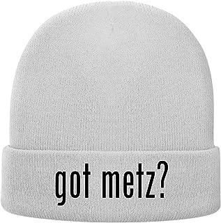 One Legging it Around got metz? - Soft Adult Beanie Cap