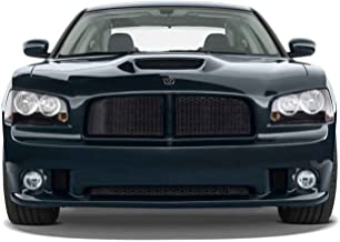 KBD Body Kits Compatible with Dodge Charger 2006-2010 SRT Look 1 Piece Flexfit Polyurethane Front Bumper. Extremely Durable, Easy Installation, Guaranteed Fitment, Made in the USA!