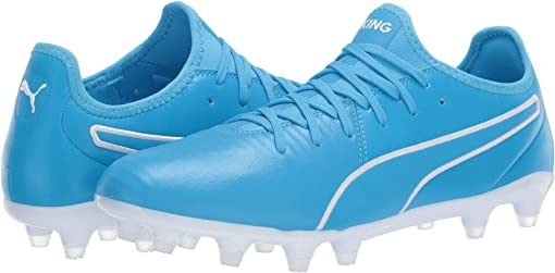 Luminous Blue/Puma White