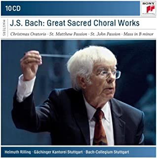 J. S. Bach: Great Sacred Choral Works