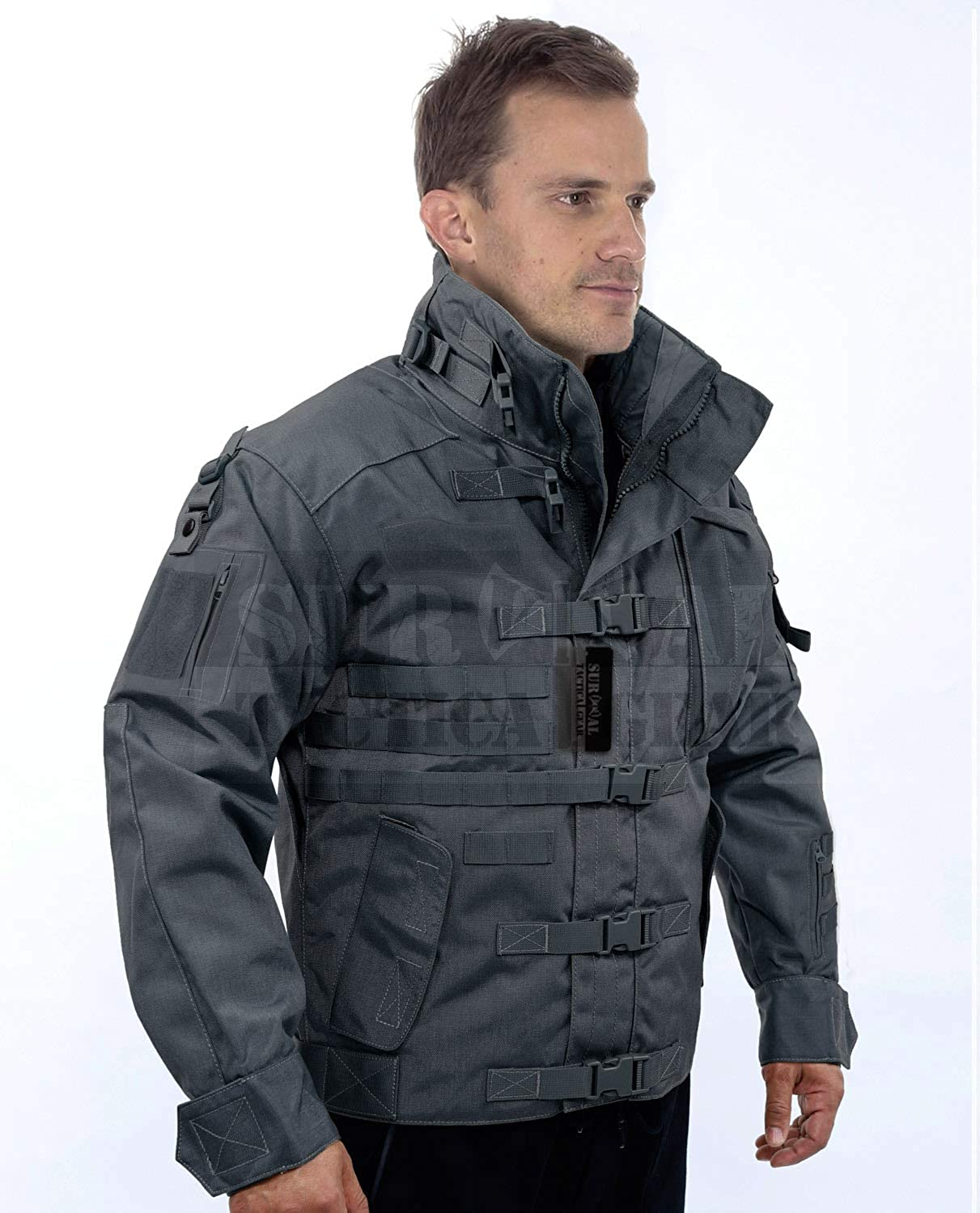 ZAPT 1000D CORDURA US Army Jacket Tactical Waterproof Military Excellent Max 65% OFF W