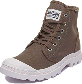 Palladium Schuhe Pampa Hi Originale Military Olive (75349-383)
