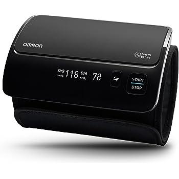 OMRON EVOLV Tensiomètre Bras Électronique Tout-en-un, sans tube, Connexion Bluetooth pour l'Application Smartphone OMRON Connect