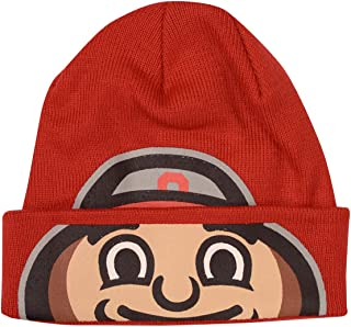brutus buckeye knit hat