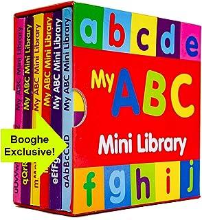 My ABC Mini Library - Paperback