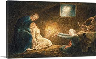 Best nativity canvas art Reviews