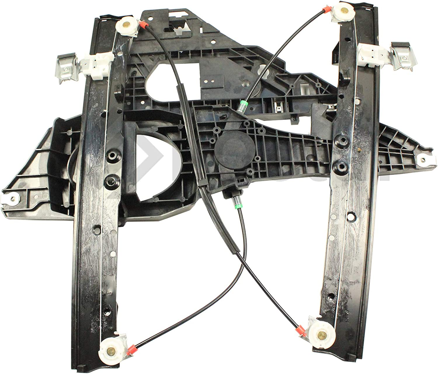 Front Driver Side Window Regulator Be super welcome Assembly w Ranking TOP3 o Fits Motor