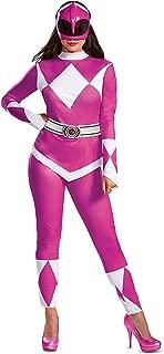 Women's Pink Ranger Adult Costume